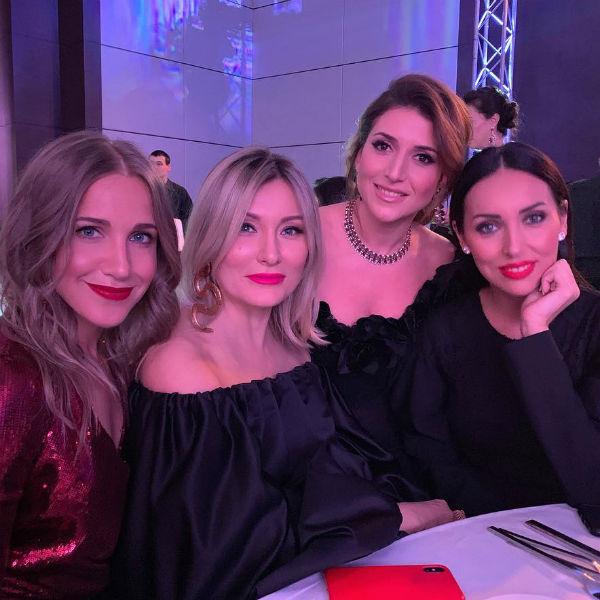 Юлия Ковальчук, Жанна Мартиросян, Жасмин и Алсу