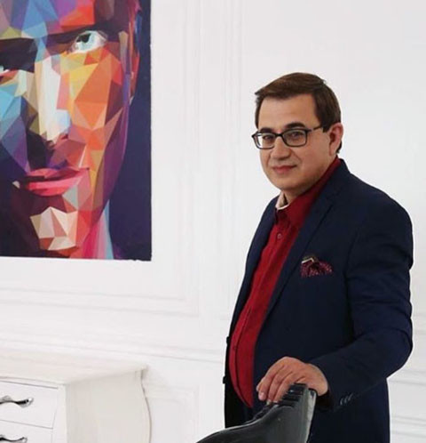 Психолог Виктор Пономаренко