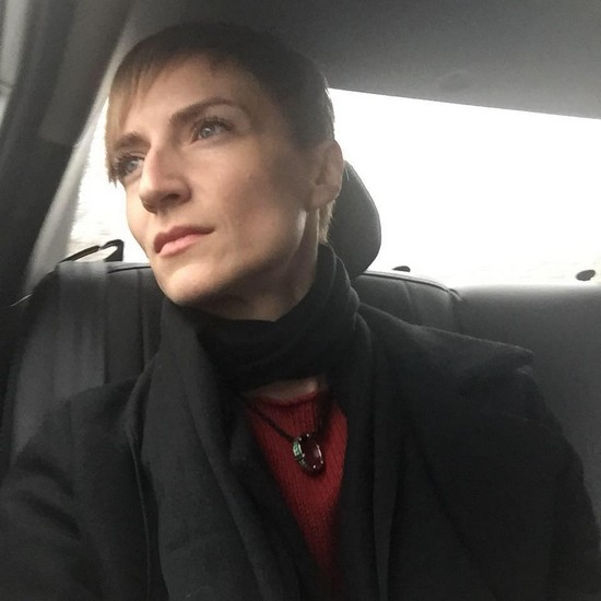 После смерти мужа Ксения Бик с головой ушла в работу