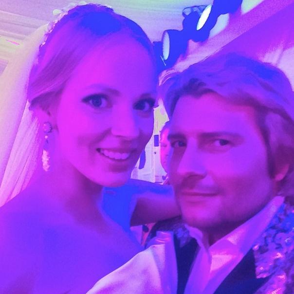 Невеста и Николай Басков