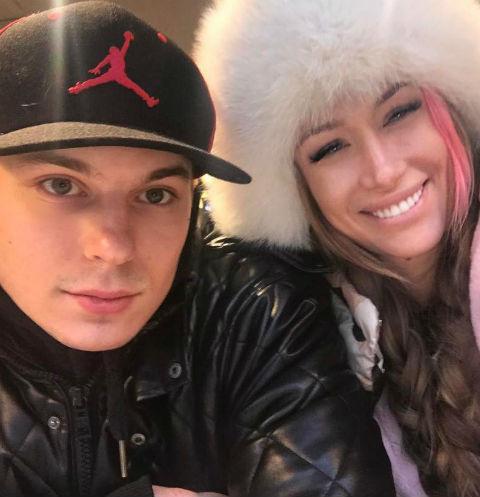 Алена Ашмарина и Илья Григоренко