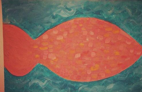 """""""Рыбка"""" стала знаковой картиной для Алены"""