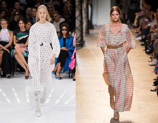 Показы Dior, Paul&Joy