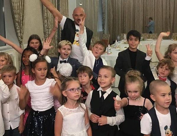 Андрея Еронина обвинили в эксплуатации детского труда