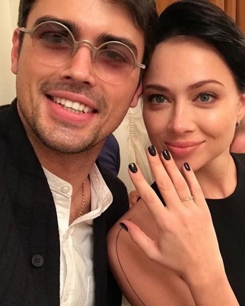 В середине ноября Настасья Самбурская призналась, что вышла замуж
