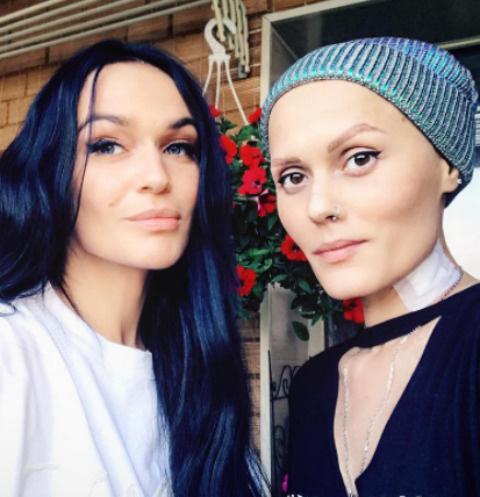 Алена Водонаева и Марина