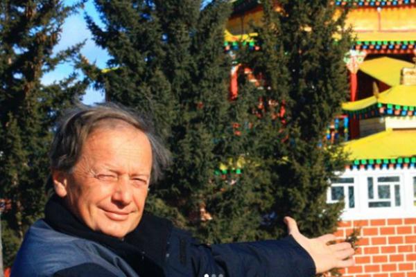 Михаил Задорнов, Бурятия
