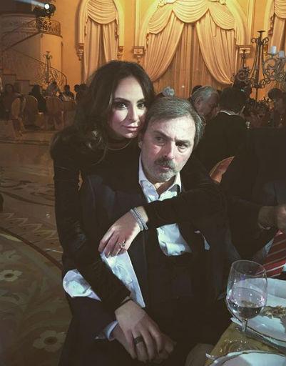 Борис Краснов с дочерью Дариной