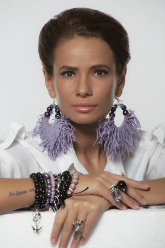 Айза Долматова, дизайнер украшений
