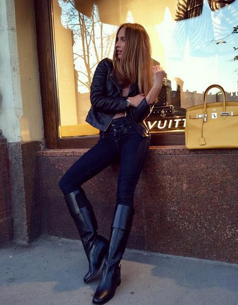 Наталья Горожанова привыкла вести шикарный образ жизни