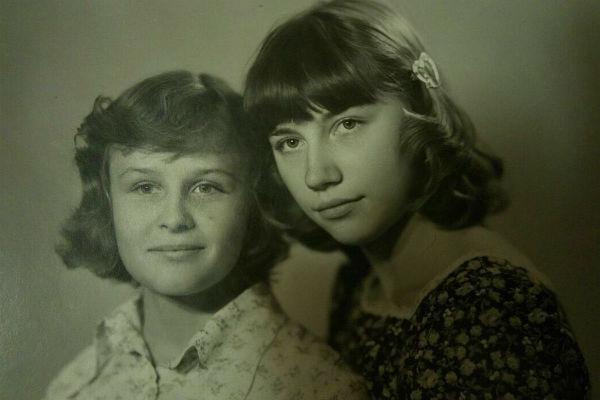 Роза Сябитова и Инна Бочкрева