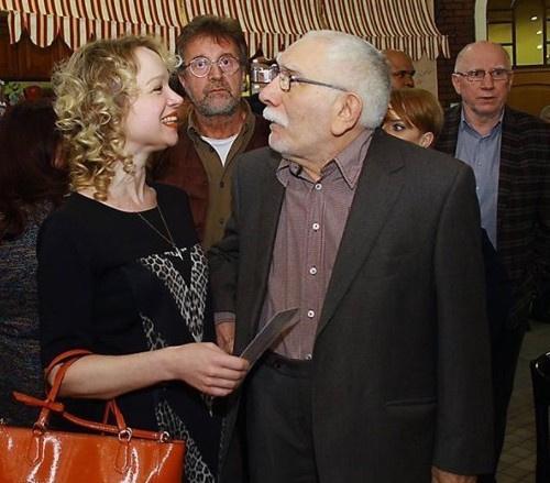 Официальное расторжение брака Джигарханяна и Цымбалюк-Романовской должно произойти в конце ноября