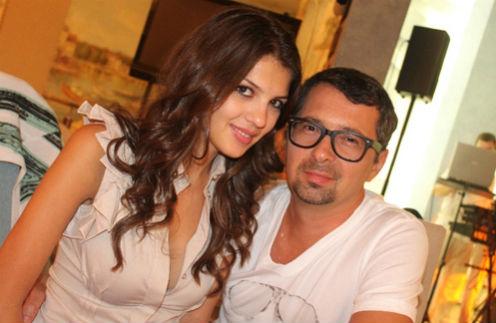 Алексей Рыжов и его невеста Ирина