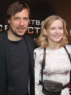 Евгений Цыганов и Юлия Пересильд