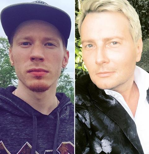 Никита Пресняков и Николай Басков