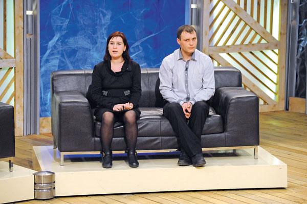 Ольга и Александр поженились недавно