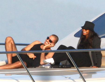 Лето 2012 года, Италия. Супруги на отдыхе.