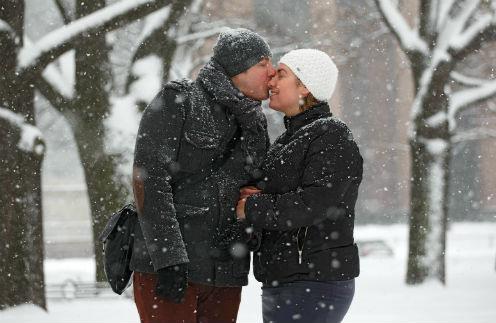 Антон и Лера планируют расписаться летом 2017 года
