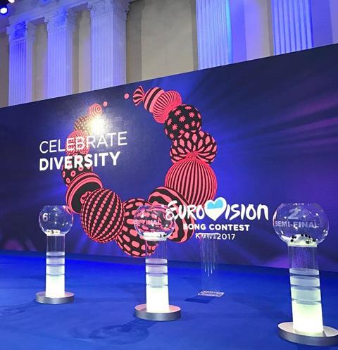 В 2017 году «Евровидение» пройдет в Киеве
