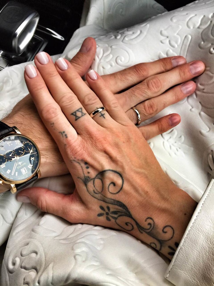 лиза кутузова замуж вышла фото