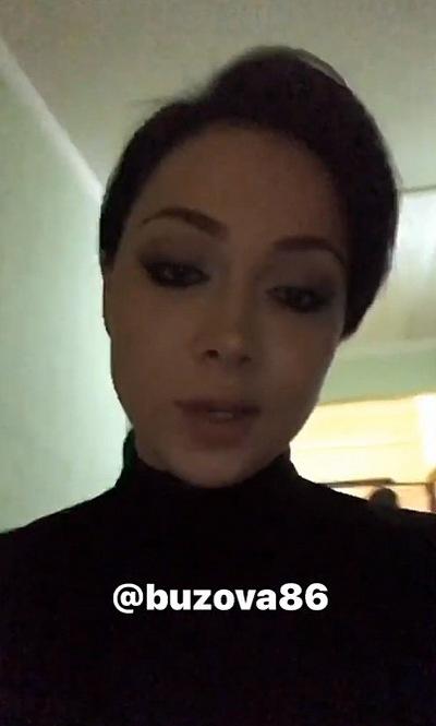 Настасья Самбурская записала обращение к Ольге Бузовой
