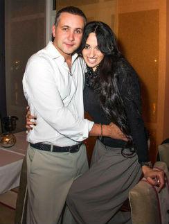 Илья Зудин с женой Марией