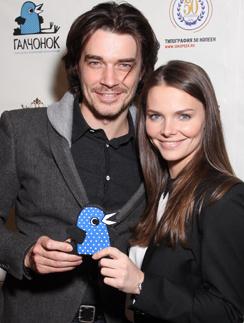 Лиза Боярская и Максим Матвеев - счастливые родители