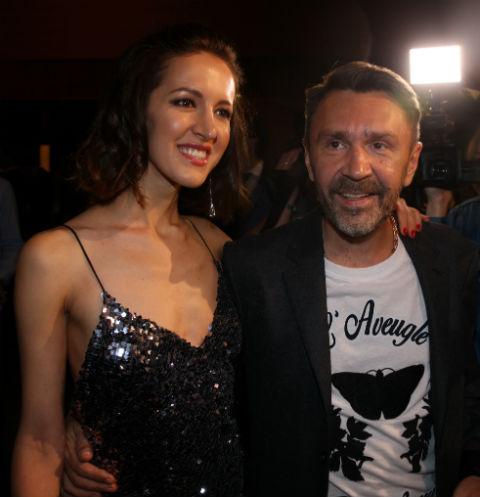Сергей Шнуров развелся с Матильдой в прошлом году