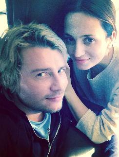 Николай Басков с невестой Софи