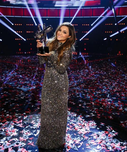 Элисан Портер стала победительницей американской версии шоу «Голос»
