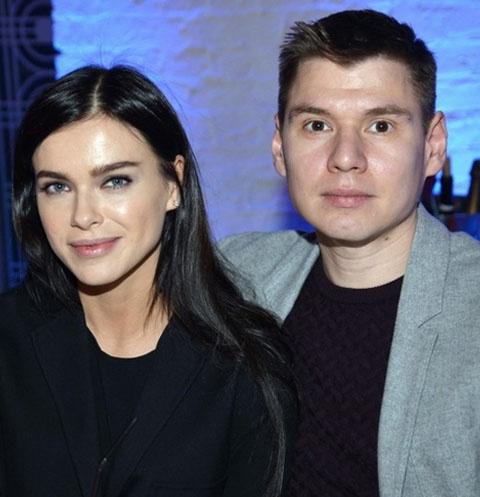 Елена Темникова и Дмитрий Сергеев