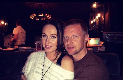 Вячеслав Малафеев с женой Екатериной