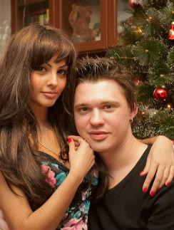 Розалия Коноян и Алексей Кабанов