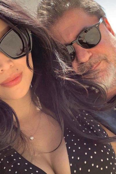 Пара вместе отдыхала в Италии