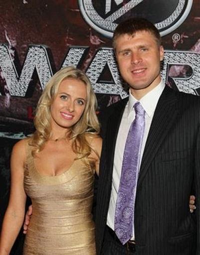 Евгения и Илья Брызгаловы.