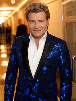 Николай Басков - певец и художник