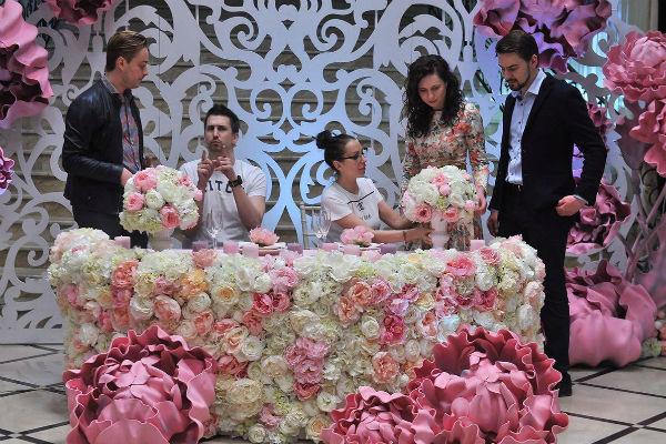 Анна и Артем учитывают каждый нюанс для предстоящей свадьбы