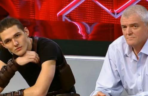 Сергей Плотников встретился с Ильей в прямом эфире
