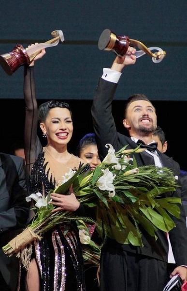 В этом году Дмитрий и его партнерша стали чемпионами мира по аргентинскому танго