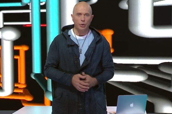 Сергей Дружко ведет шоу Druzhko Show
