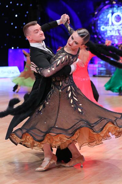 Танцевальный конкурс Champions' Ball 2018 пройдет в Москве в конце апреля