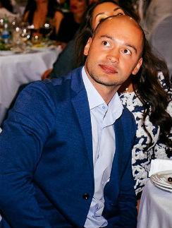 Андрей Черкасов на финале «Мисс Русь»