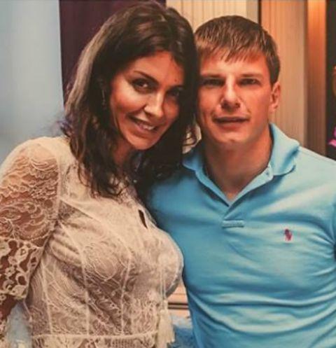 Алиса Казьмина и Андрей Аршавин ждут ребенка