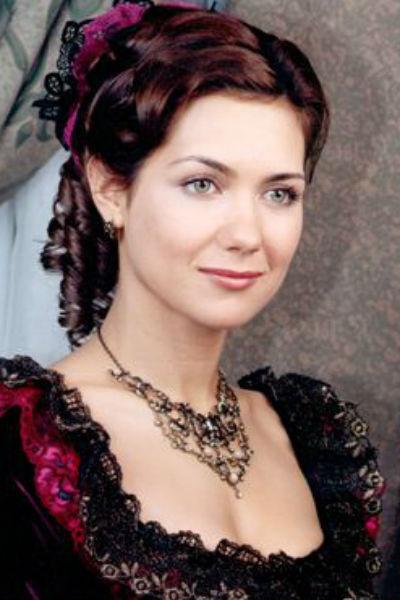 Екатерина Климова в сериале «Бедная Настя»