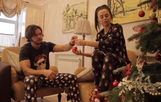Виктория и Антон уедут на Новый год из Москвы