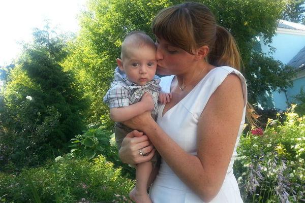 Екатерина Ифтоди надеется доказать, что воспитывает сына известного политика