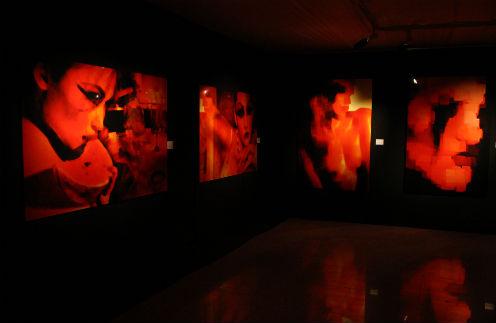 Выставка Аслана Ахмадова RED