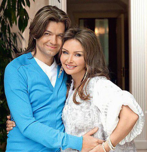 Дмитрий и Елена Маликовы вместе 25 лет