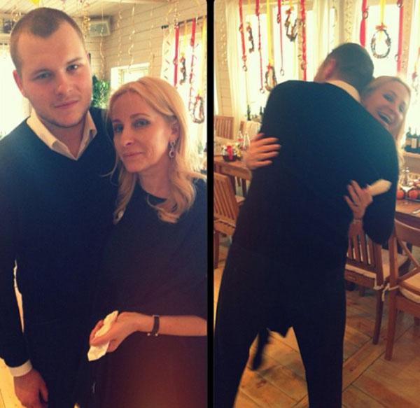 Фото свадьбы бондарчука и мамиашвили