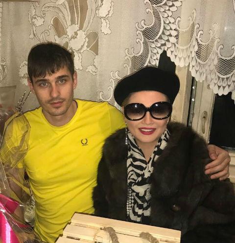 Лена Ленина и Василий Степанов